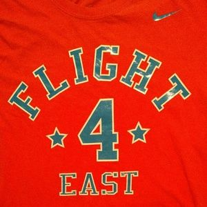 Nike Tops - Nike Team Flight East T-Shirt - Size: Women's M